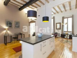 Flat in monthly rentals, 115 m², close to bus and metro, Banys Nous- Rambla (till 10/07/17)