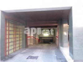 For rent parking, 10.00 m², de Sant Antoni Maria Claret