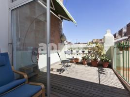 Flat in monthly rentals, 45 m², close to bus and metro, Sepulveda - Casanova