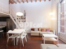 Flat in monthly rentals, 140 m², Junta De Comerç - Hospital